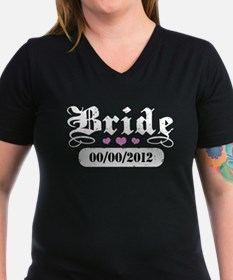 Bride (add wedding date) Shirt