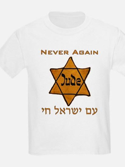 Yellow Star Kids T-Shirt