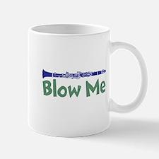 Blow me clarinet Mug