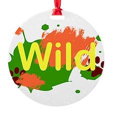 Wild Ornament