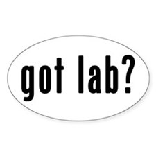 GOT LAB Decal