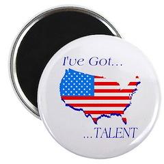 I've Got Talent Magnet