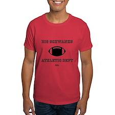 Black Athletics T-Shirt