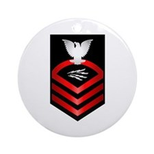 Navy Chief Information Technician Ornament (Round)