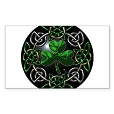 St. Patrick's Day Celtic Knot Decal