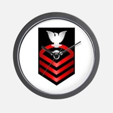Navy Chief Interior Communication Electrician Wall