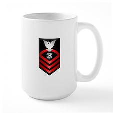 Navy Chief Journalist Mug