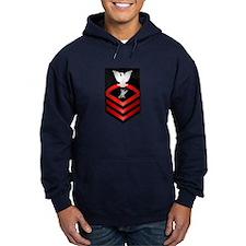 Navy Chief Legalman Hoody