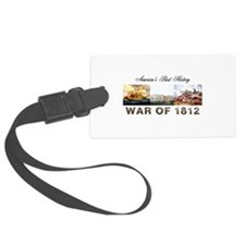 War of 1812 Luggage Tag