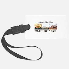 War of 1812 Luggage Tag