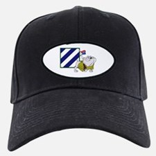 "Rocky Bulldog ""on the side"" Baseball Hat"
