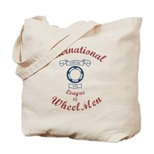 International League of Wheel Men Tote Bag
