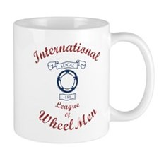 International League of Wheel Men Mug