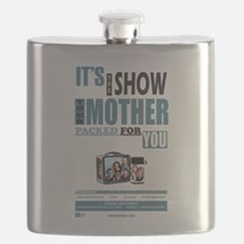 The Show Your Mom Packed Flask