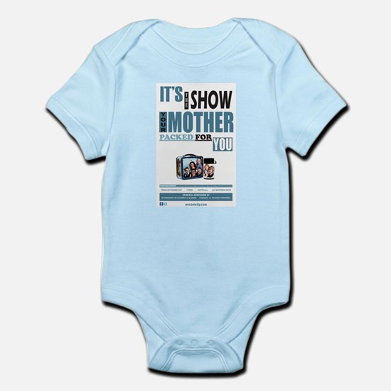 The Show Your Mom Packed Infant Bodysuit