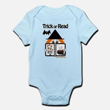 Trick or READ Infant Bodysuit