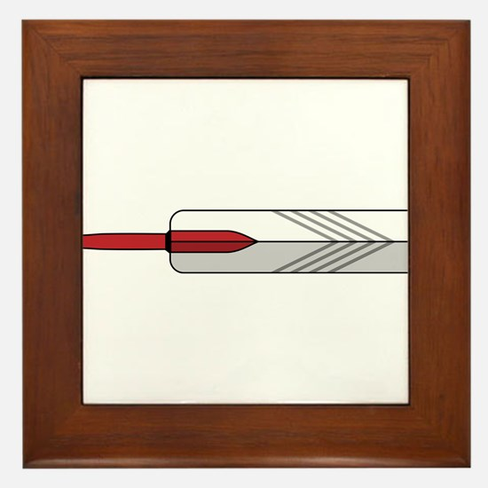 I Love Cricket and this Cricket Bat Framed Tile