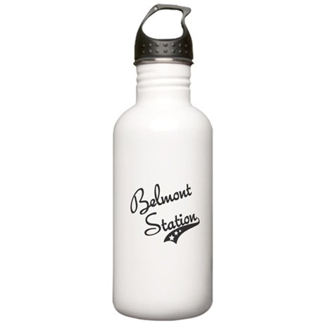 Belmont Station Swish Stainless Water Bottle 1.0L