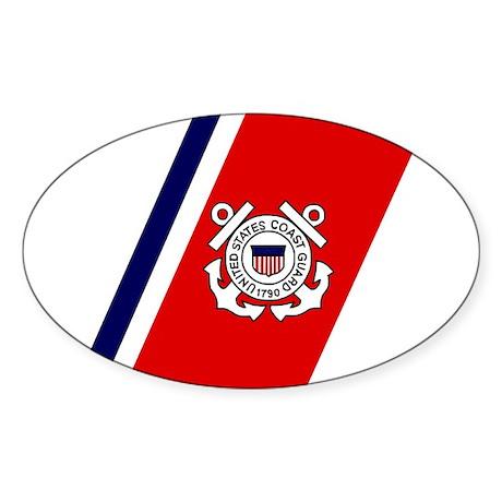 U. S. Coast Guard <BR> Sticker