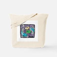 Pisces Design Tote Bag