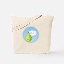 Pear Pressure Tote Bag