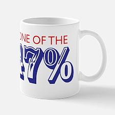 Forty-seven percent Mug