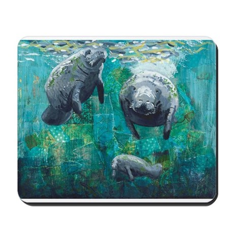 Three Sisters Mousepad