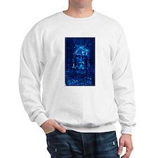 Shroud of Turin. Jesus Christ Sweatshirt