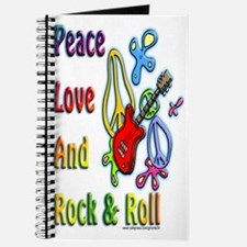 Peace Love & Rock n Roll Journal