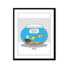 Fishbowl Assets Framed Panel Print