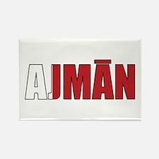 Ajman Rectangle Magnet