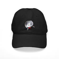 African Grey Parrot Baseball Hat