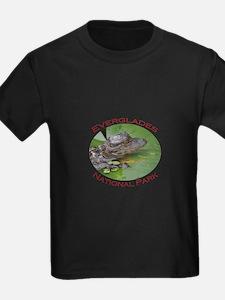 Everglades National Park...Baby Alligator T