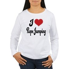 I Love Rope Jumping T-Shirt