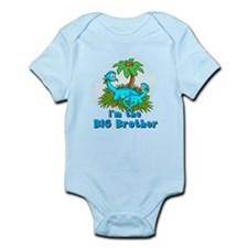 Big Brother Dinosaurs Body Suit