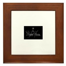 A Perfect Storm Framed Tile