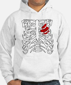 Boosted Heart Jumper Hoody