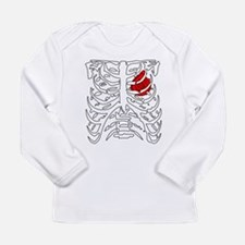 Boosted Heart Long Sleeve Infant T-Shirt