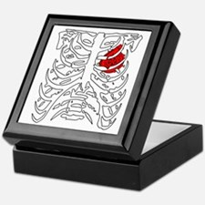 Boosted Heart Keepsake Box