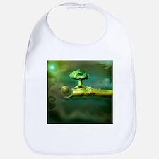 Magic Mushroom Bib