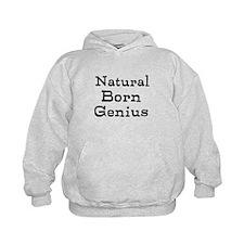 Natural Born Genius Hoodie