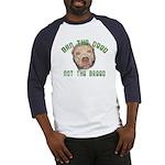 Anti-BSL custom Baseball Jersey