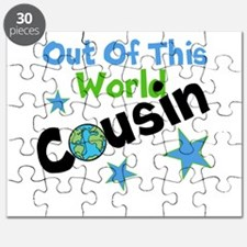Out of this world Cousin Puzzle