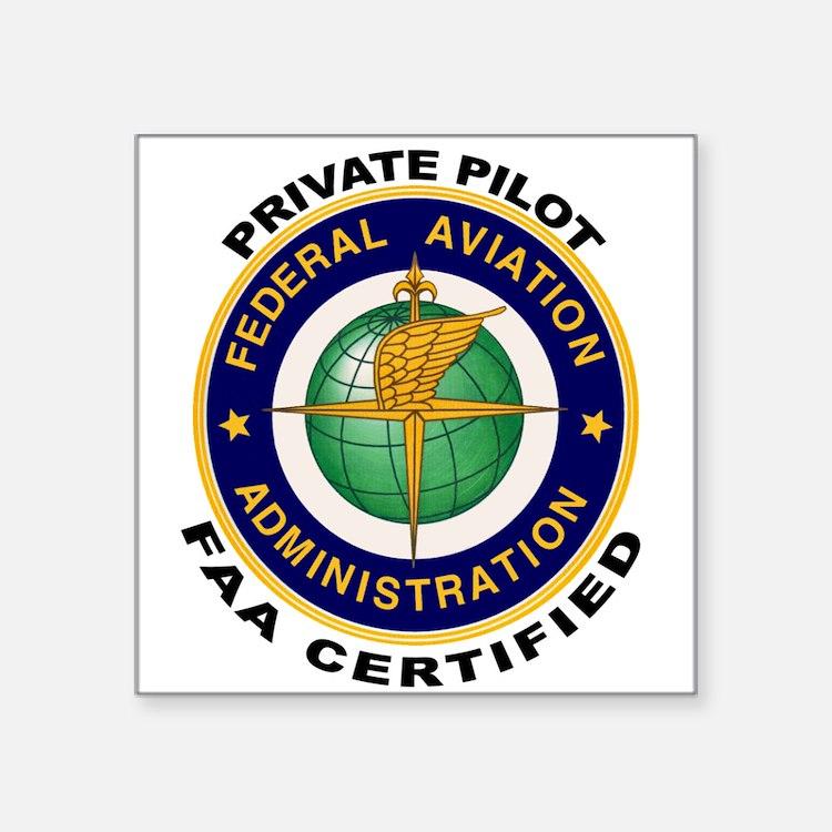Private Pilot Sticker