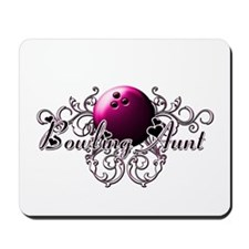 Bowling Aunt (pink ball).png Mousepad