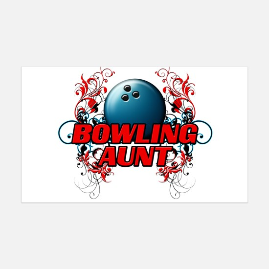 Bowling Aunt (cross).png Wall Decal