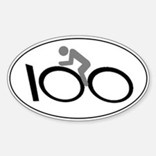 Century Sticker (Oval)
