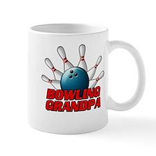 Bowling Grandpa (pins).png Mug