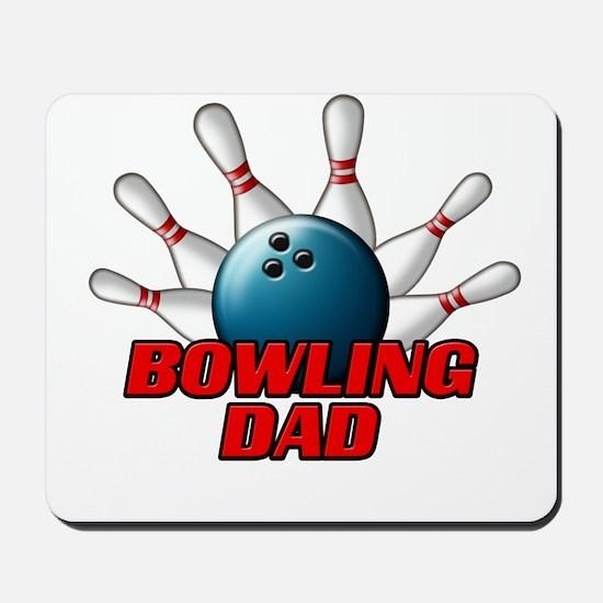 Bowling Dad (pins).png Mousepad