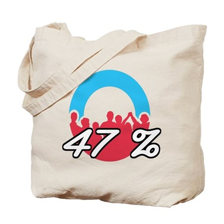 We are the 47 % Tote Bag